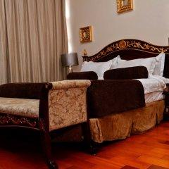 Отель Owu Crown Hotel Нигерия, Ибадан - отзывы, цены и фото номеров - забронировать отель Owu Crown Hotel онлайн комната для гостей фото 4