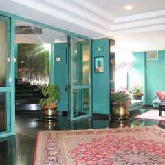 Hotel Residence Arcobaleno Пальми интерьер отеля