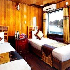 Отель Halong Bay Aloha Cruises комната для гостей фото 5