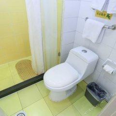 Отель Home Inn Changshou Donglu Китай, Гуанчжоу - отзывы, цены и фото номеров - забронировать отель Home Inn Changshou Donglu онлайн ванная