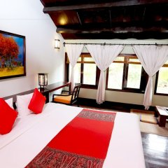Отель le belhamy Hoi An Resort and Spa сейф в номере