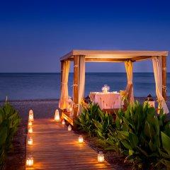 Отель Rodos Palladium Leisure & Wellness Греция, Парадиси - 1 отзыв об отеле, цены и фото номеров - забронировать отель Rodos Palladium Leisure & Wellness онлайн пляж фото 2