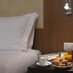 CDH Hotel Villa Ducale Парма в номере фото 2
