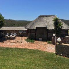 Отель Outeniquabosch Lodge фото 13