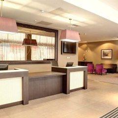 Отель DoubleTree by Hilton Edinburgh City Centre интерьер отеля фото 3
