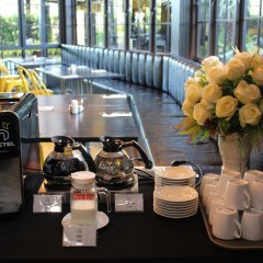 Отель Hivetel Таиланд, Бухта Чалонг - отзывы, цены и фото номеров - забронировать отель Hivetel онлайн помещение для мероприятий фото 2
