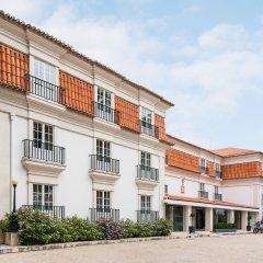Отель Pousada de Condeixa Coimbra парковка