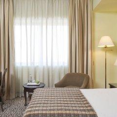 Отель Meliá Barajas Испания, Мадрид - отзывы, цены и фото номеров - забронировать отель Meliá Barajas онлайн комната для гостей