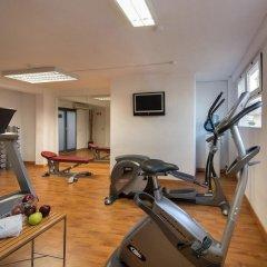 Отель Eurostars Mediterranea Plaza фитнесс-зал фото 2
