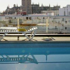 Отель Don Paco Испания, Севилья - 2 отзыва об отеле, цены и фото номеров - забронировать отель Don Paco онлайн приотельная территория фото 2