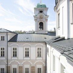 Отель Gästehaus Im Priesterseminar Salzburg Зальцбург балкон
