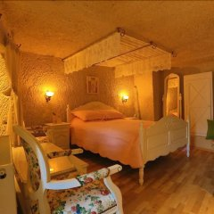 Отель Iris Cave Cappadocia комната для гостей фото 3
