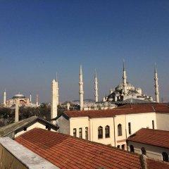 Caravan Palace Apart Турция, Стамбул - отзывы, цены и фото номеров - забронировать отель Caravan Palace Apart онлайн балкон