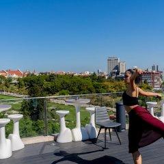 Отель Hf Fenix Music Лиссабон помещение для мероприятий