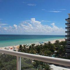 Отель Best Western Atlantic Beach Resort США, Майами-Бич - - забронировать отель Best Western Atlantic Beach Resort, цены и фото номеров балкон