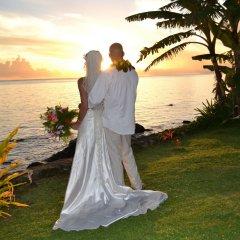 Отель Crusoe's Retreat Фиджи, Вити-Леву - отзывы, цены и фото номеров - забронировать отель Crusoe's Retreat онлайн помещение для мероприятий