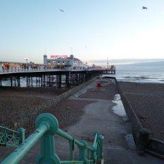 Отель Stay in the heart of.. Brighton пляж фото 2