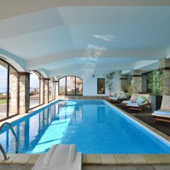 Отель Club Residence at BlackSeaRama Golf Болгария, Балчик - отзывы, цены и фото номеров - забронировать отель Club Residence at BlackSeaRama Golf онлайн бассейн фото 3