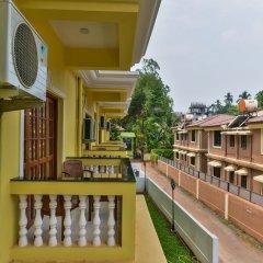 Отель OYO 12786 Sonika Leisure Гоа балкон
