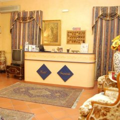 Hotel Orientale Палермо интерьер отеля