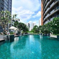 Отель AETAS residence Таиланд, Бангкок - 2 отзыва об отеле, цены и фото номеров - забронировать отель AETAS residence онлайн бассейн