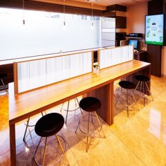 Super Hotel Hakata Хаката интерьер отеля