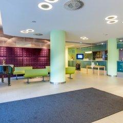 NOVINA HOTEL Wöhrdersee Nürnberg City интерьер отеля фото 3