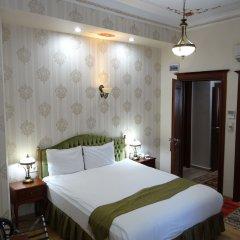 Basileus Hotel комната для гостей