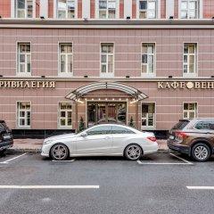 Гостиница Привилегия парковка