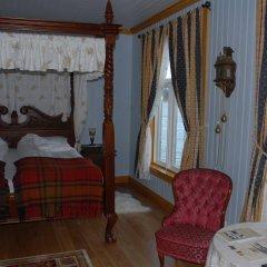 Sandtorgholmen Hotel комната для гостей