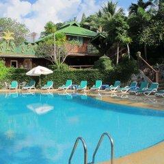 Отель Kata Garden Resort пляж Ката бассейн