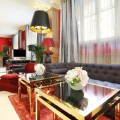 Hotel Trianon Rive Gauche интерьер отеля