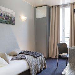 Отель BEAUMARCHAIS Париж комната для гостей