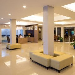 Отель Golden Jade Suvarnabhumi интерьер отеля фото 2
