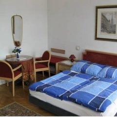 Отель Rustler Австрия, Вена - отзывы, цены и фото номеров - забронировать отель Rustler онлайн комната для гостей фото 4