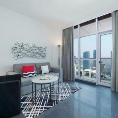 Отель TRYP by Wyndham Dubai ОАЭ, Дубай - 5 отзывов об отеле, цены и фото номеров - забронировать отель TRYP by Wyndham Dubai онлайн комната для гостей фото 8