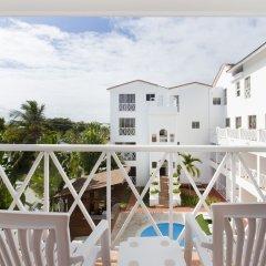 Отель Punta Cana by Be Live Доминикана, Пунта Кана - отзывы, цены и фото номеров - забронировать отель Punta Cana by Be Live онлайн балкон