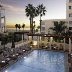 Отель Jw Marriott Santa Monica Le Merigot Санта-Моника бассейн фото 2