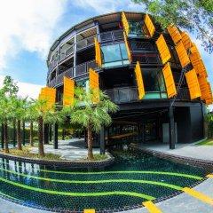 Отель Hivetel Таиланд, Бухта Чалонг - отзывы, цены и фото номеров - забронировать отель Hivetel онлайн бассейн