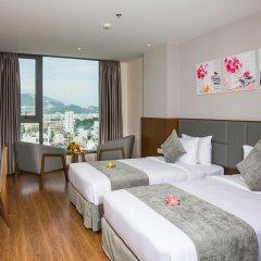 DTX Hotel Nha Trang комната для гостей фото 2