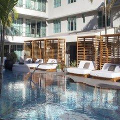 Hotel Victor бассейн фото 2
