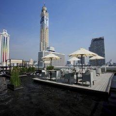 Отель Centara Watergate Pavillion Hotel Bangkok Таиланд, Бангкок - 4 отзыва об отеле, цены и фото номеров - забронировать отель Centara Watergate Pavillion Hotel Bangkok онлайн приотельная территория фото 2