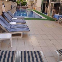 Belle Ocean Apart Hotel бассейн
