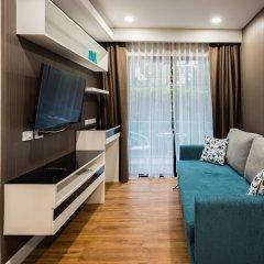 Отель Dusit Grand Park by GrandisVillas Паттайя комната для гостей фото 3