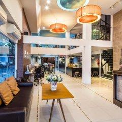 Отель @Hua Lamphong интерьер отеля фото 2