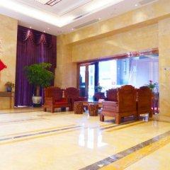 Отель Rongguang Holiday Inn Китай, Чжуншань - отзывы, цены и фото номеров - забронировать отель Rongguang Holiday Inn онлайн интерьер отеля фото 3