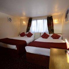 Britannia Inn Hotel Лондон сейф в номере