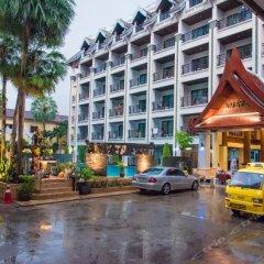Отель Amata Patong городской автобус