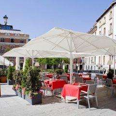 Отель Palacio San Martin Мадрид питание фото 2