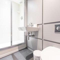 Отель Euro Hostel Edinburgh Halls Великобритания, Эдинбург - отзывы, цены и фото номеров - забронировать отель Euro Hostel Edinburgh Halls онлайн ванная фото 2